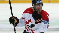 joueur de hockey sur glace canadien